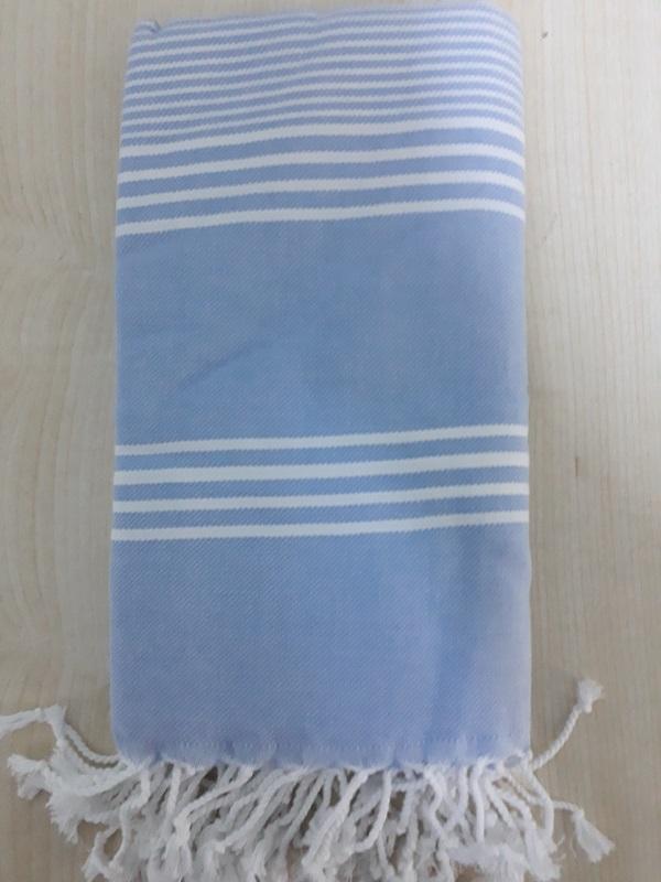 elenora peştemal açık mavi